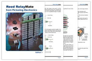 reed relay mate book