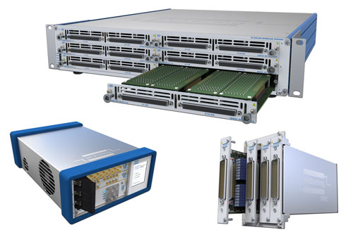 Choosing the right platform for Switching: PXI, USB or LXI
