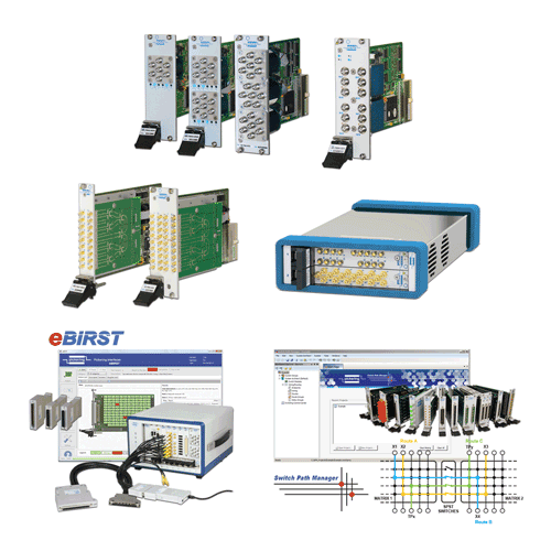 Pickering's RF & Microwave Switching Solutions
