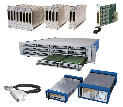 Pickering to showcase PXI & LXI Switching and Simulation and Cabling Products at AMPER 2018