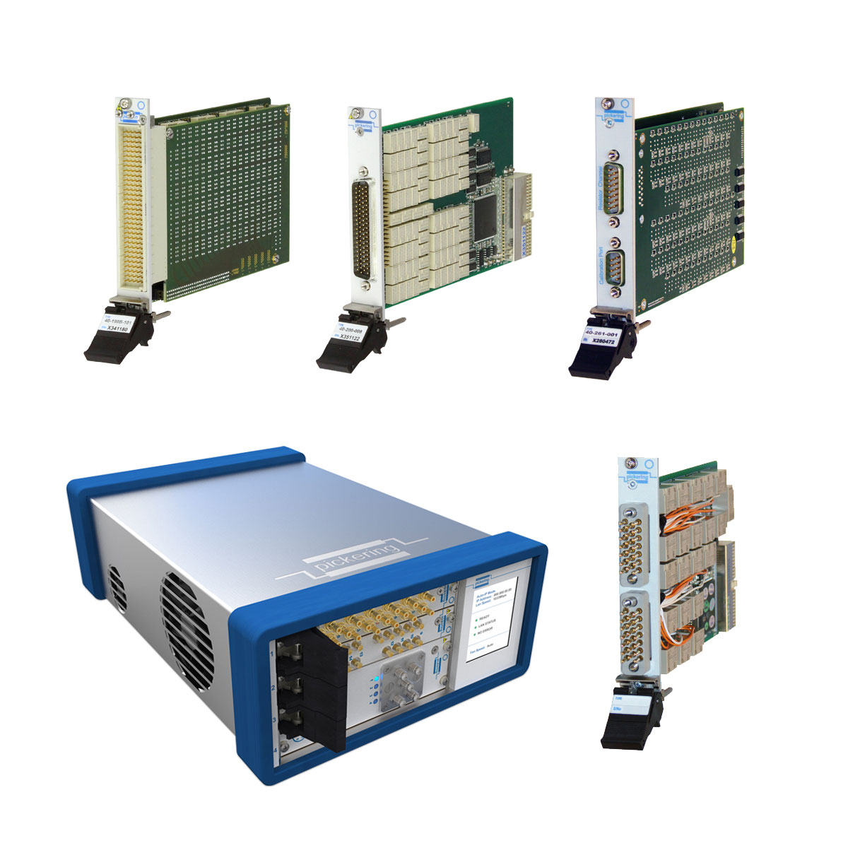 Pickering to highlight PXI & LXI switching & simulation at ATE Korea