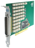 50-132 PCI General Purpose 2 Amp Relay Card