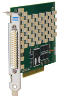 50-293 PCI Programmable Resistor & Relay Card