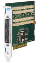 50-635 PCI Low Cost EMR Multiplexer