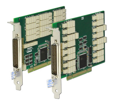 PCI Fault Insertion Switch Cards for Differential Serial Interfaces