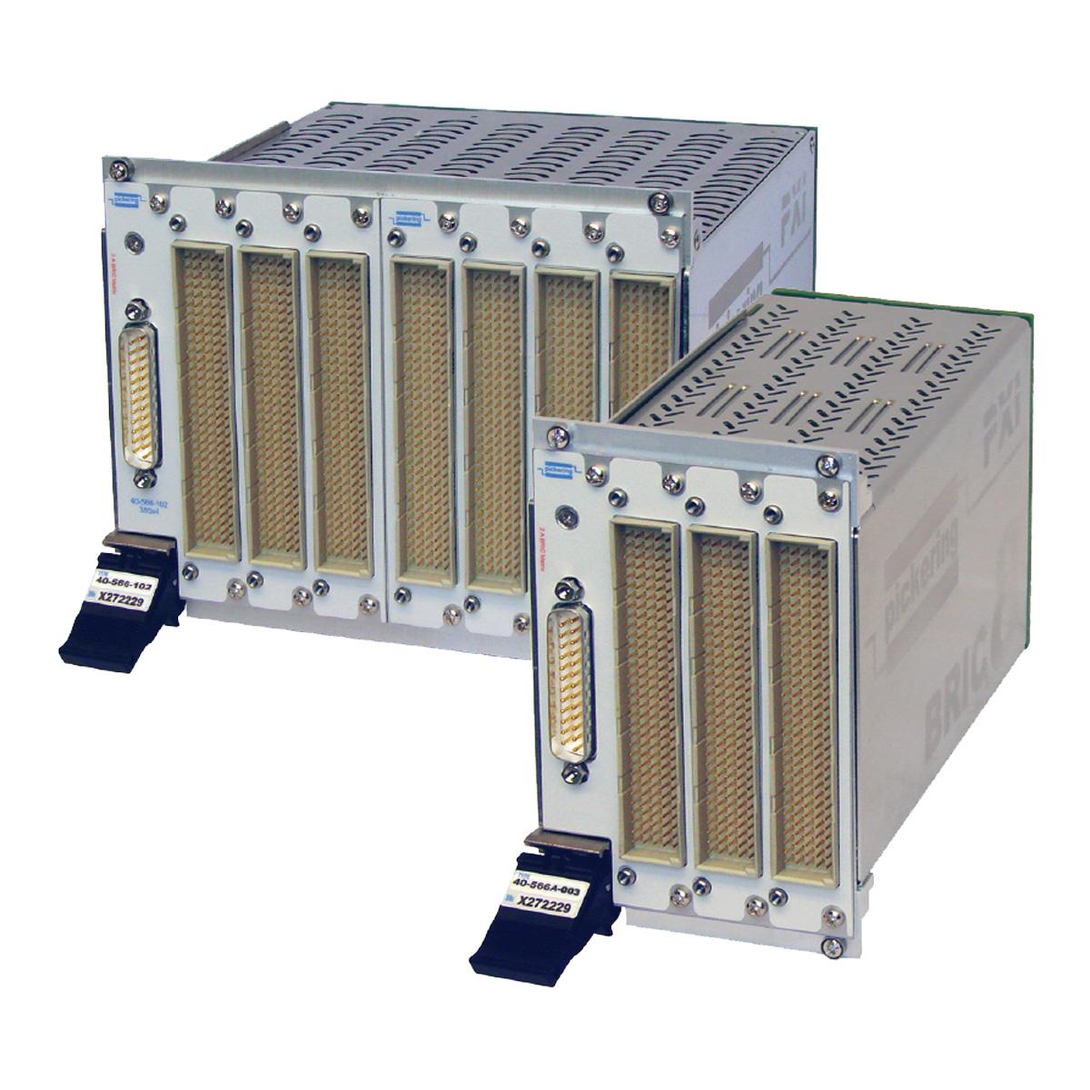 2 Amp PXI Large Matrix Modules - BRIC