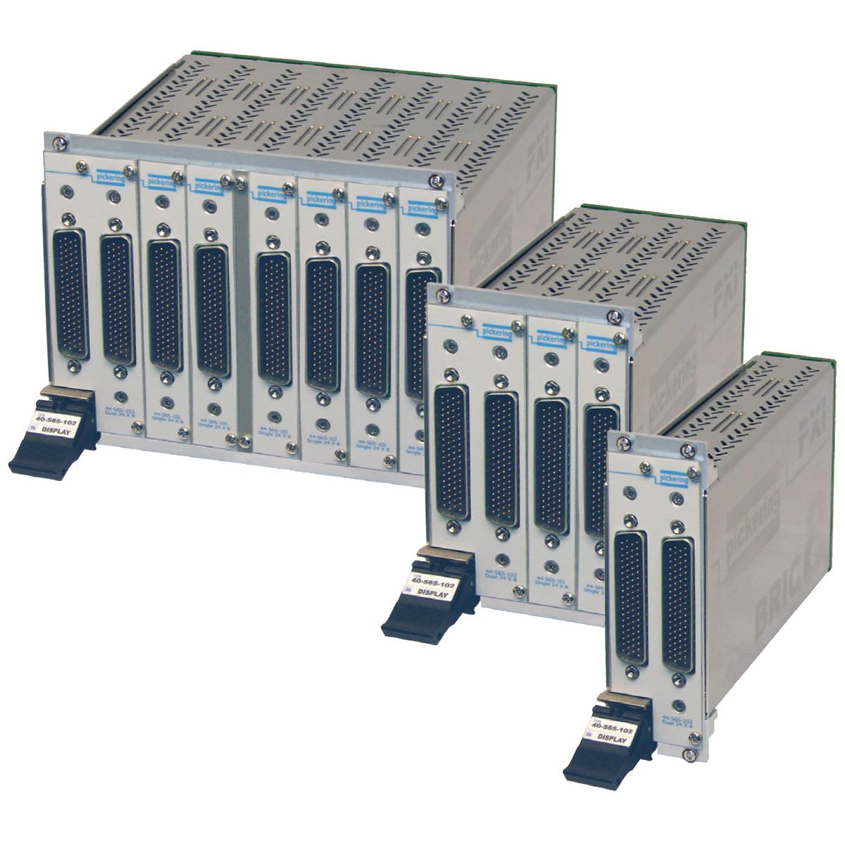 2 Amp PXI Large Matrix Modules - 40-566