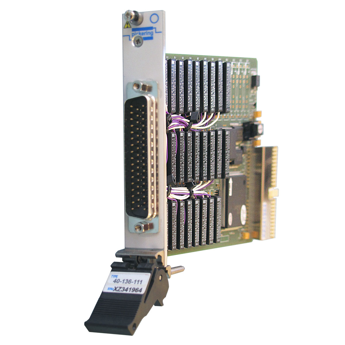 PXI 32 x SPST Reed Relay 2 Amp - 40-136-211