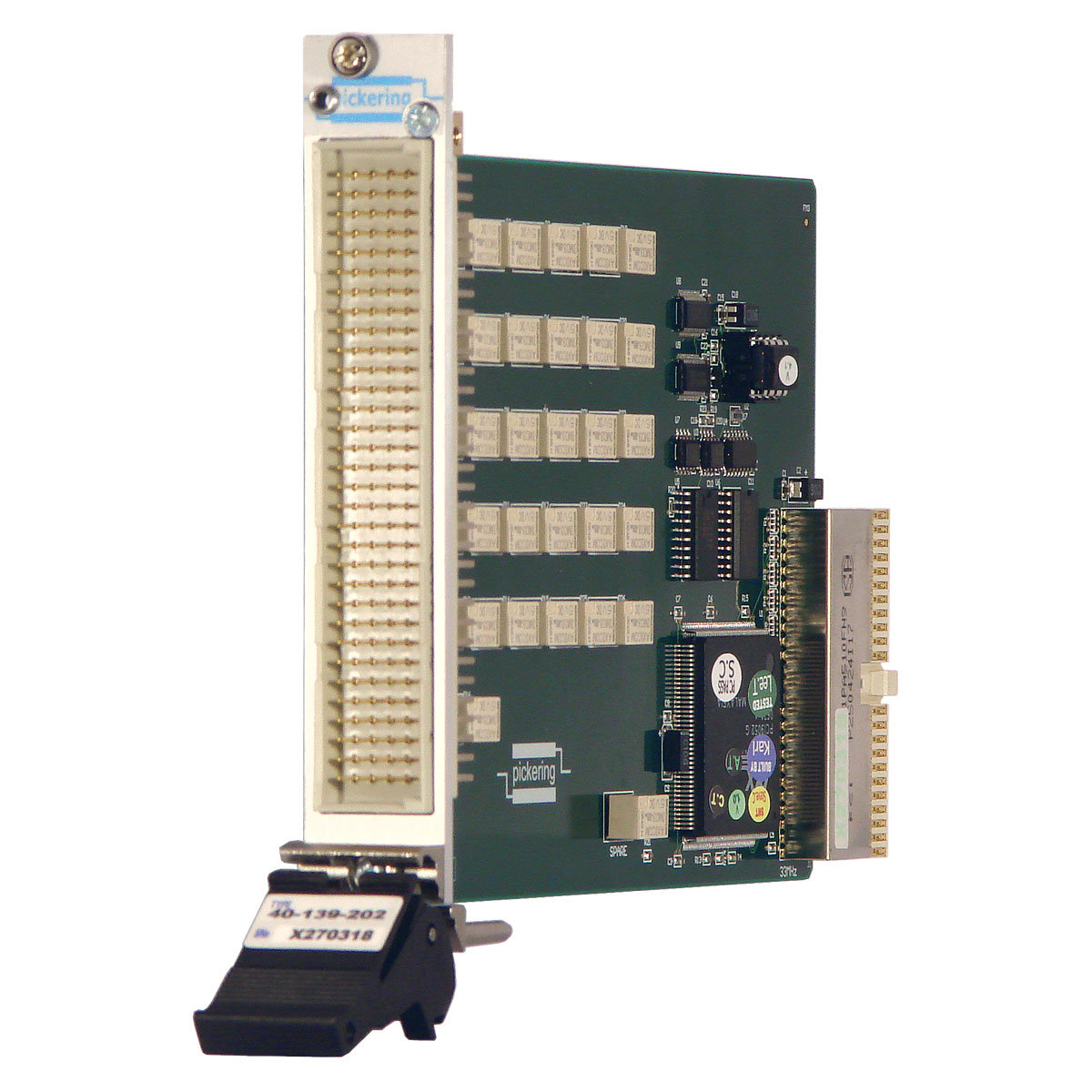 Pxi 2a Relay Module 80xspst 40 139 101 Series 30 Sip Reed Circuit