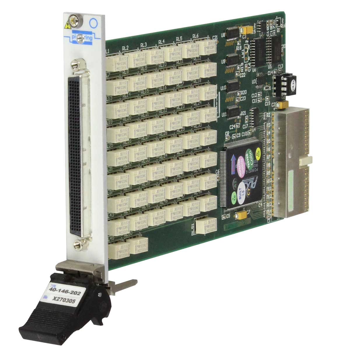 Pxi 64 X Spdt Electromechanical Relays 40 148 201 Next The Four Relay Outputs From Remote Control Inbuilt