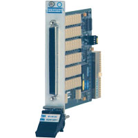 PXI High Density General Purpose Reed Relay Module
