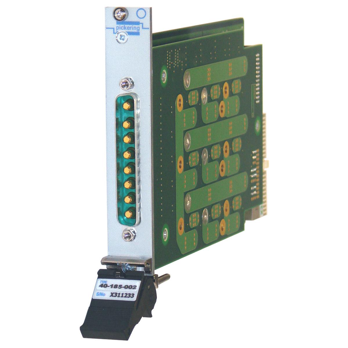 40-297 PXI Precision Resistor Module