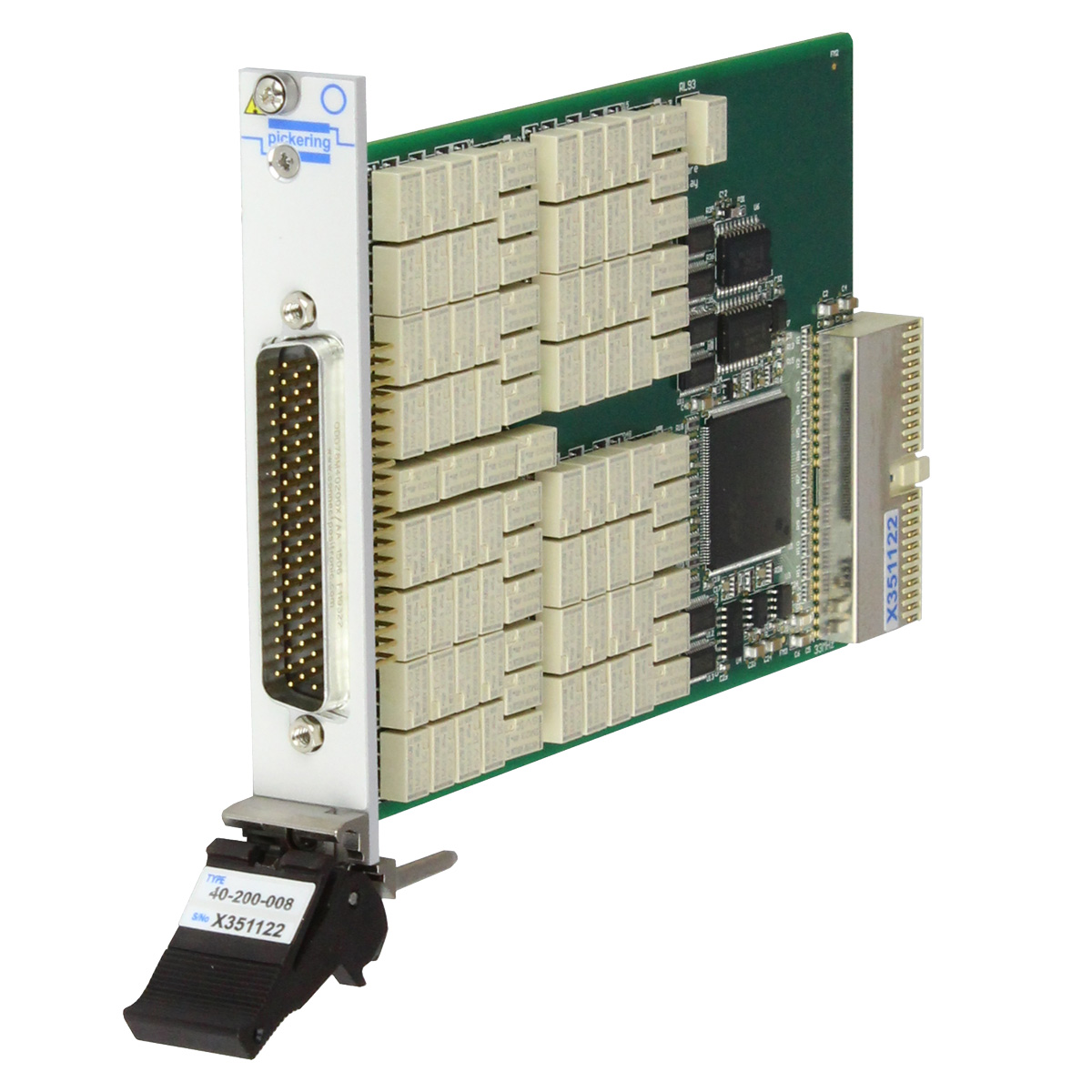 40-552 PXI 16A Power Matrix