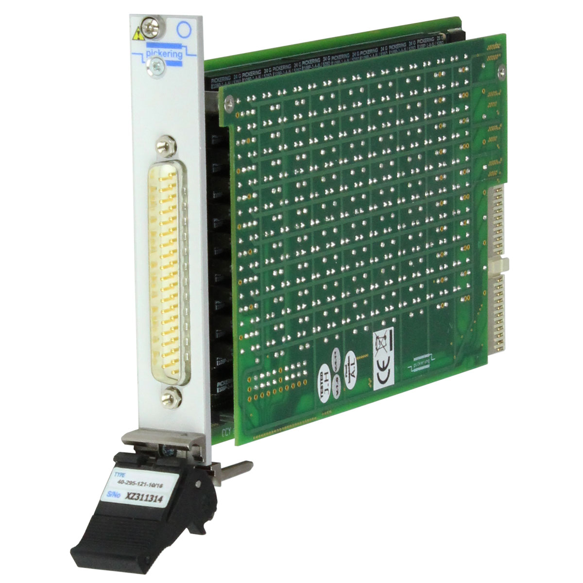 Programmable Resistor Module - 40-295 used to simulate high-resistance faults