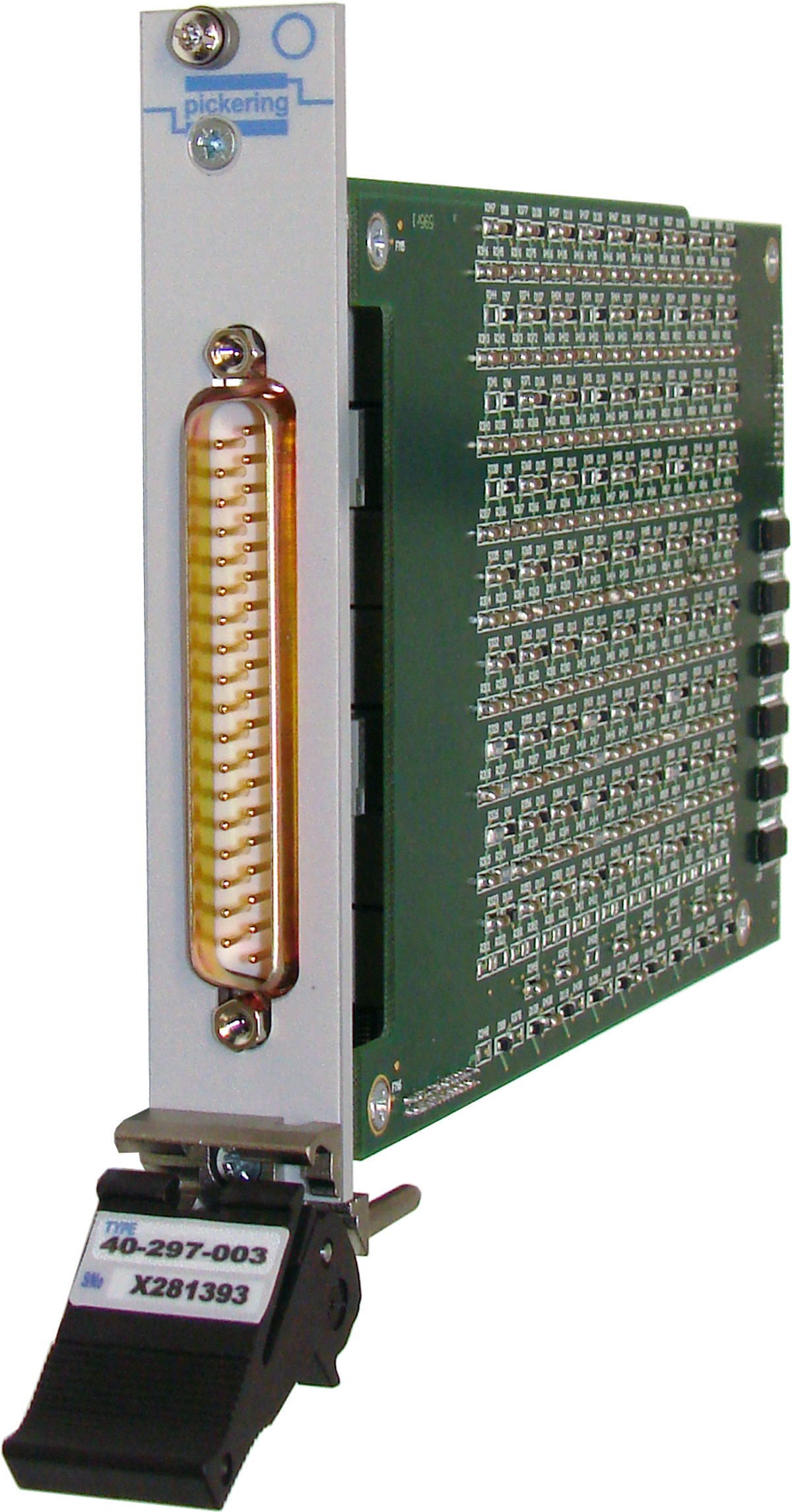 Pxi Precision Resistor Module 6 Channel 40 297 003 How To Organise Electronic Components Circuit Simulation