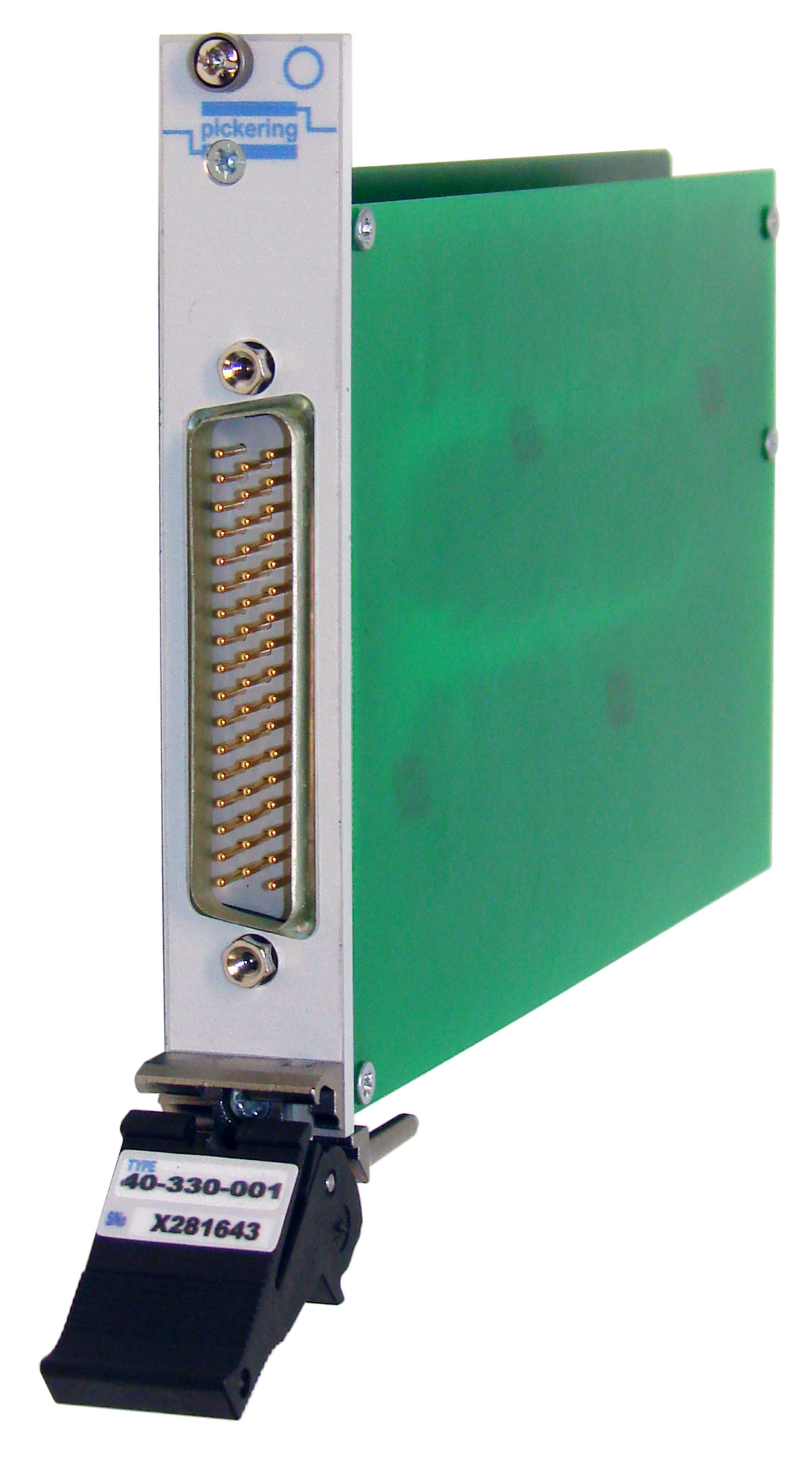Pxi 24xspst High Voltage Power Relay Module 40 330 001 Pole Switch