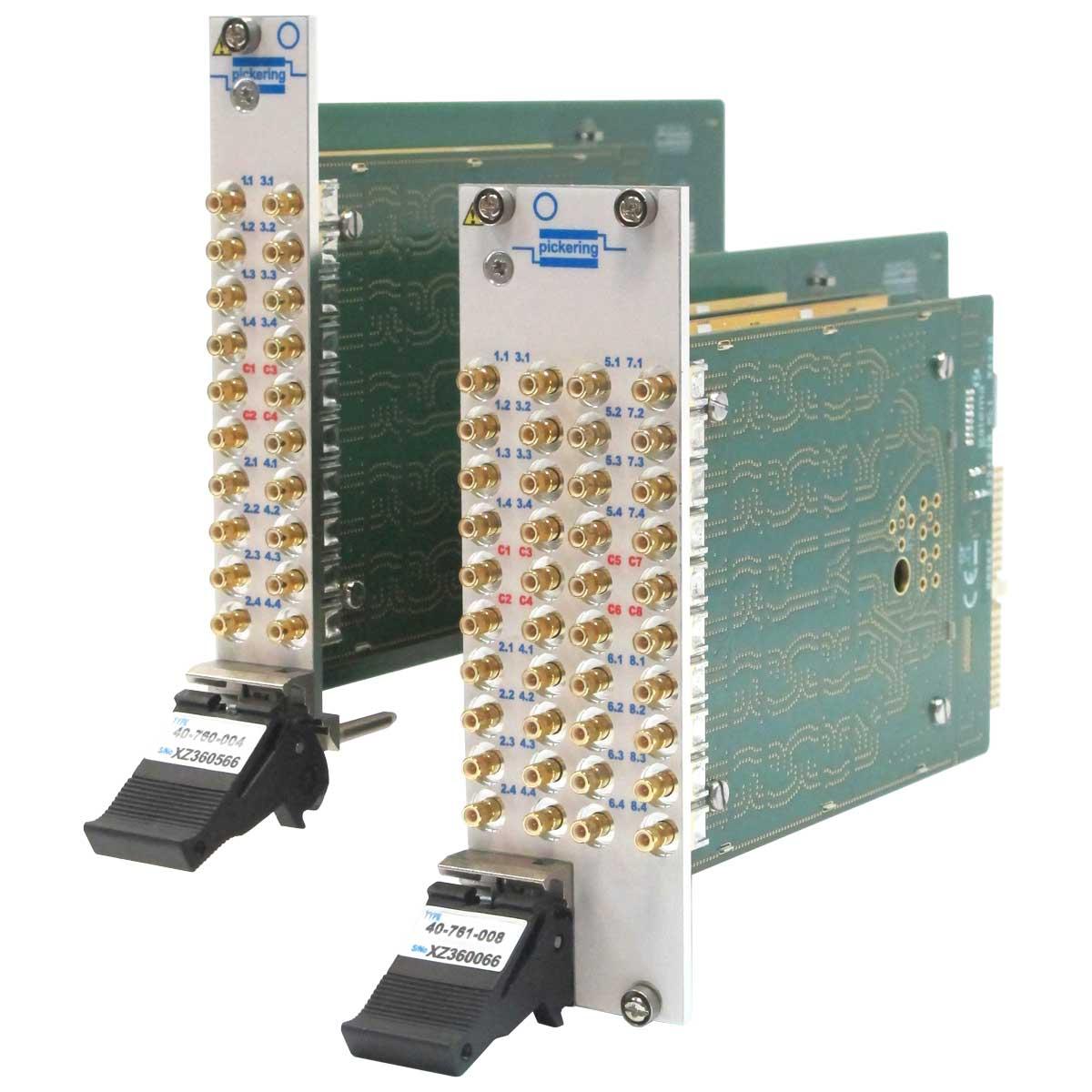 Dual 16 To 1 50 Ohm 600mhz Pxi Rf Multiplexer 40 764 002 General Block Diagram Of