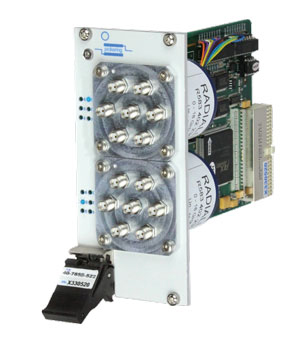 PXI Microwave Multiplexer
