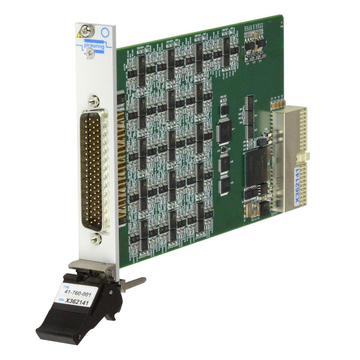 PXI Millivolt Thermocouple Simulator Module
