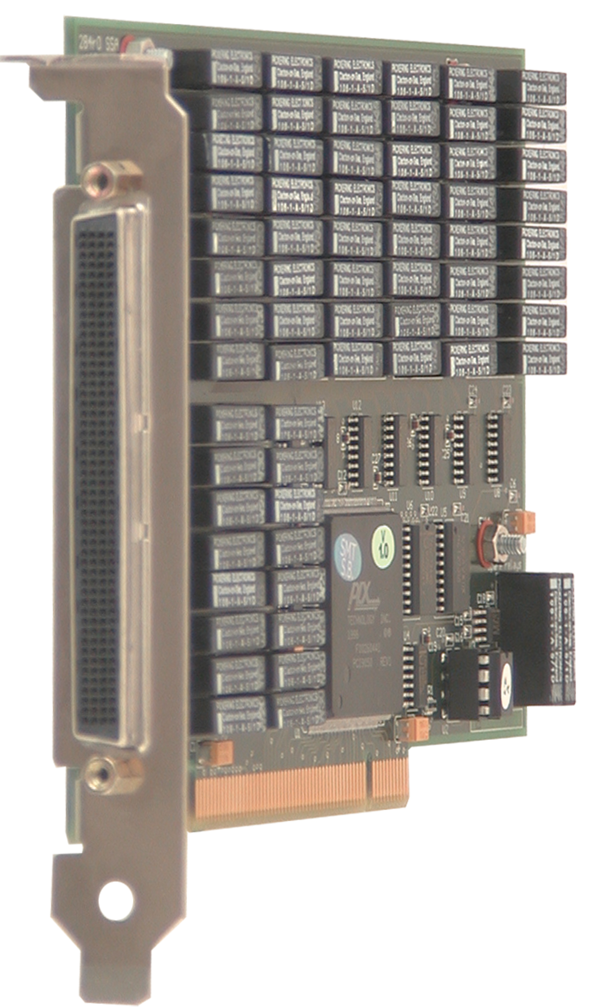 PCI General Purpose Reed Relay Switches