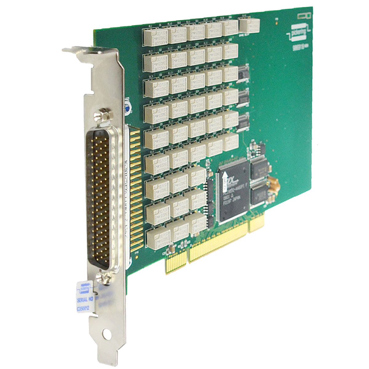 Pci 32xspst 2amp Relay Card 50 132 002 Solid State Canada