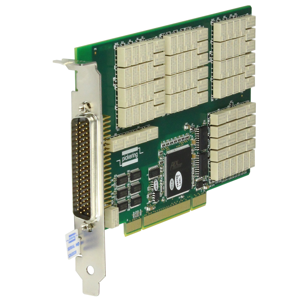 50-297 PCI Precision Resistor Card