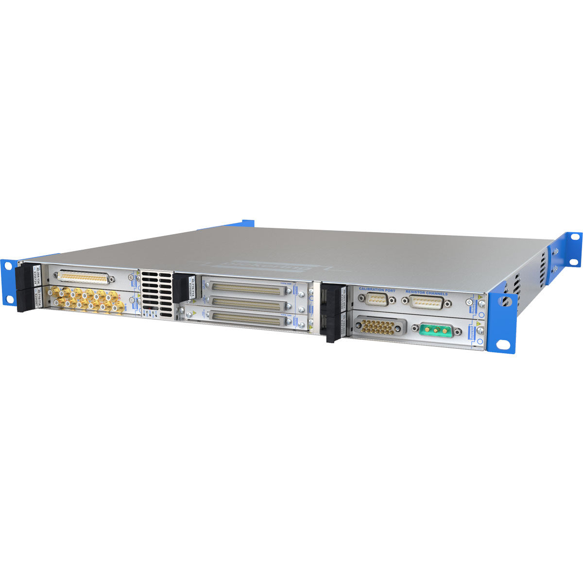 60-106 6-Slot USB/LXI Chassis
