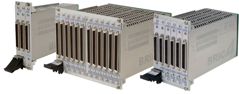 Pickering's BRIC Large PXI Matrix