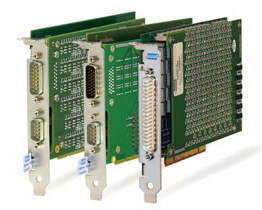 PCI precision programmable resistor cards