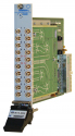 PXI Single 4 to 1 RF Multiplexer 3GHz 50Ω SMB