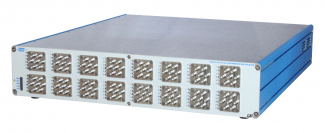LXI Microwave Multiplexer, 50Ω, 6-Channel, 12-Bank, 6GHz, SMA - 60-801-012