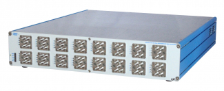LXI Microwave Multiplexer, 50Ω, 4-Channel, 12-Bank, 6GHz, SMA - 60-802-012