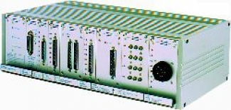 GPIB Case 6U (2 x 3U) 84 HP Front Access - 10-934A-001