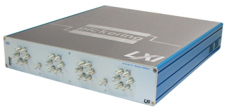 LXI Dual Bank, 12:1 MUX 75 Ohm 1GHz F-type - 60-722-002