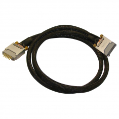 Cable 20-Pin GMCT 16A M/F 1m - 40-970B-020-1m-MF