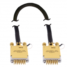 Cable 20-Pin GMCT 10A M/M 0.5m - A020GMR-020GMR-0B050