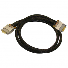 Cable 20-Pin GMCT 16A M/M 1m - 40-970B-020-1m-MM