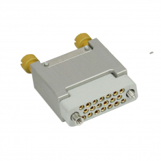 20-Pin Power GMCT Connector, 16A - 40-960-020-16A-F