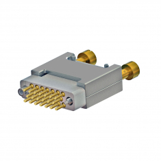 20-Pin Power GMCT Connector, 16A - 40-960-020-16A-M