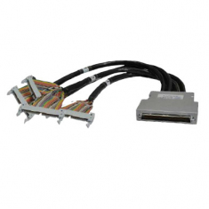 Cable Assy 200-Pin LFH to Ribbon, FM, 1m, 40-971A-200-1m-FM