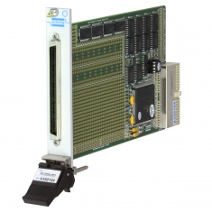 PXI Breadboard Module, 1-Slot, 96-way SCSI - 40-220A-001