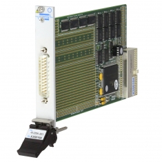 PXI Breadboard Module, 1-Slot, 25-way D-type - 40-220A-301