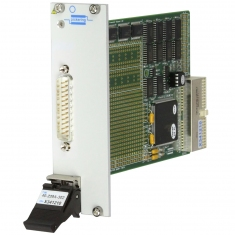 PXI Breadboard Module, 2-Slot, 25-way D-type - 40-220A-302