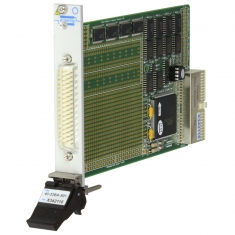 PXI Breadboard Module, 1-Slot, 50-way D-type - 40-220A-501