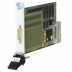 PXI Breadboard Module, 1-Slot, 15-way D-type - 40-220A-601