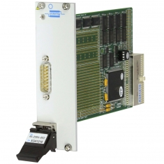 PXI Breadboard Module, 2-Slot, 15-way D-type - 40-220A-602