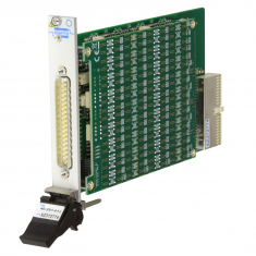 PXI 2,5W Programmable Resistor Module, 4-Channel, 1Ω to 31.5Ω - 40-251-110