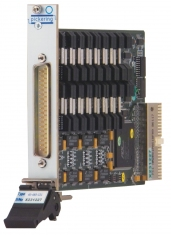 PXI Single 8 Channel Switch Simulator - 40-485-021