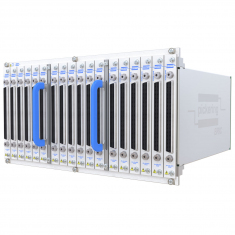 PXI 12-Slot BRIC ultra-high density matrix, 576X8 1-Pole (9 sub-cards) - 40-558-121-576X8