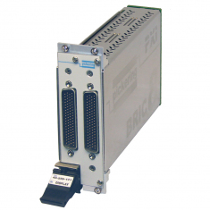 2-slot BRIC large PXI matrix, 1-Pole, 84x12 - 40-559-201-84x12